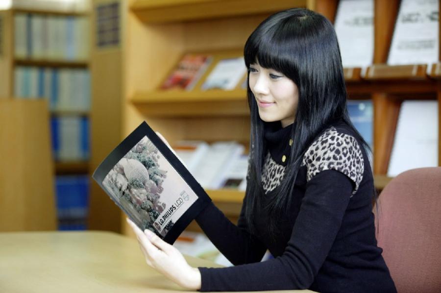 Nowy e-papier od LG i Philipsa ma przekątną 36 cm i zastąpi gazety