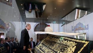 prezydent Tayyip Recep Erdogan