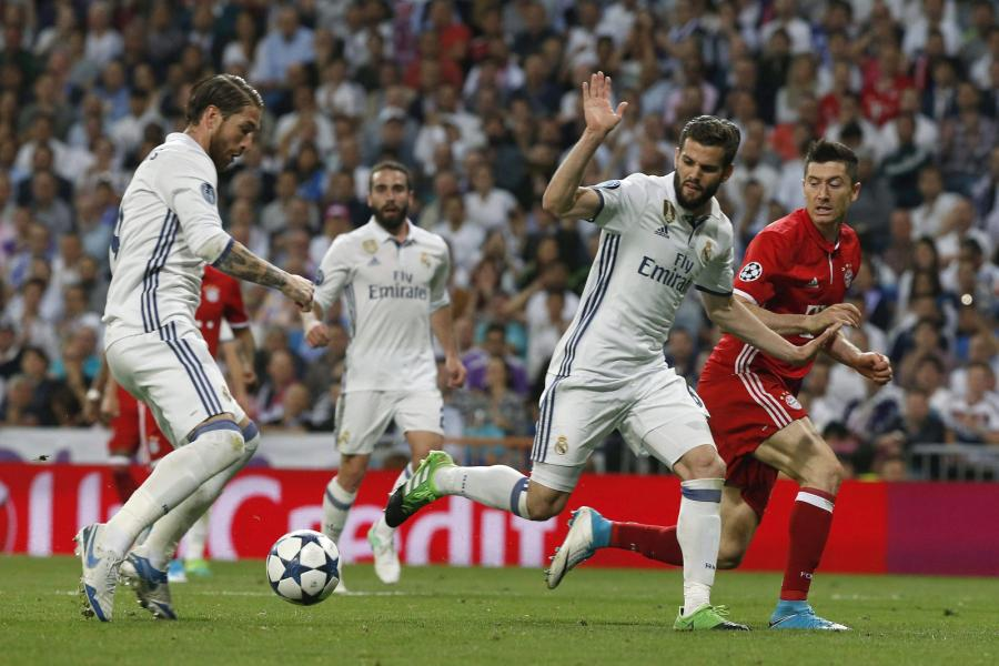 Real Madryt - Bayern Monachium