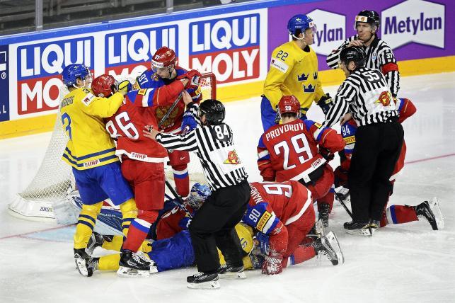 Rosja - Szwecja