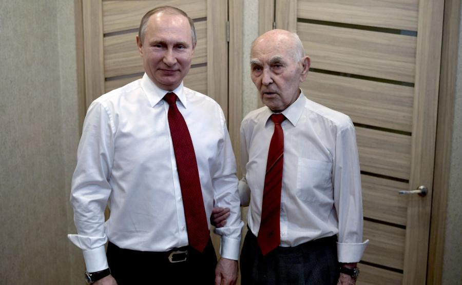 Putin i Matwiejew