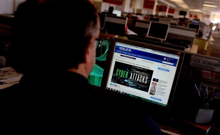 Atak hakerów w piątek