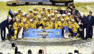 Hokejowa reprezentacja Szwecji