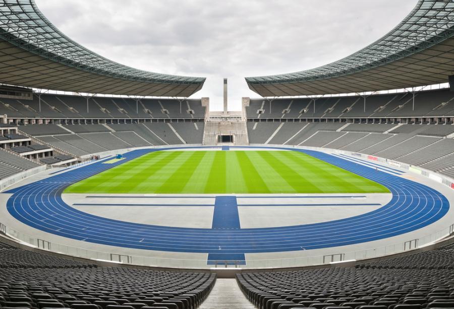 Stadion w Berlinie