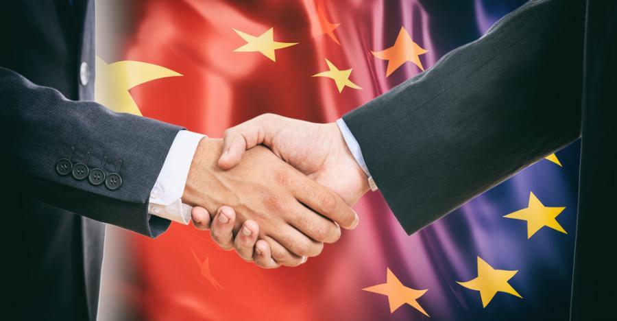 Chiny UE Unia Europejska