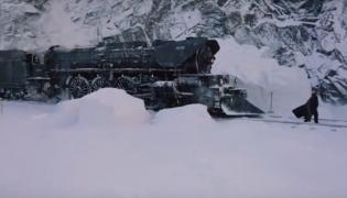 """Kadr z filmu """"Morderstwo w Orient Expressie"""". Polska premiera kinowa 24 listopada 2017"""