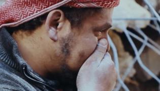 """Kadr z filmu """"Ostatni w Aleppo"""""""