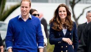 Książe William i księżna Kate