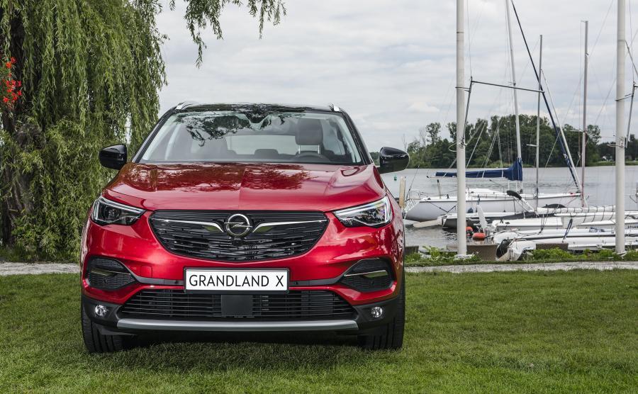 Opel grandland X - nowego SUV-a można już zamawiać w Polsce