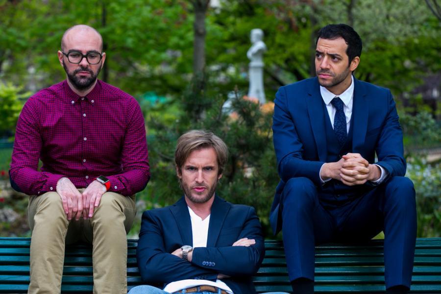 """Alibi.com"" - francuska komedia od 21 lipca 2017 w kinach"