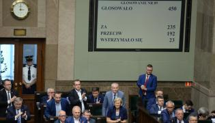 Sejm przyjął nową ustawę o SN