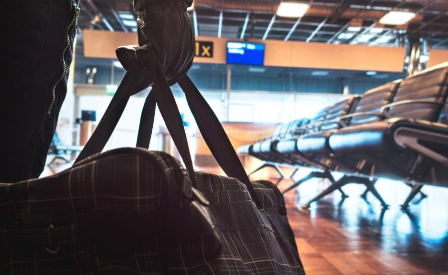 Terrorysta na lotnisku