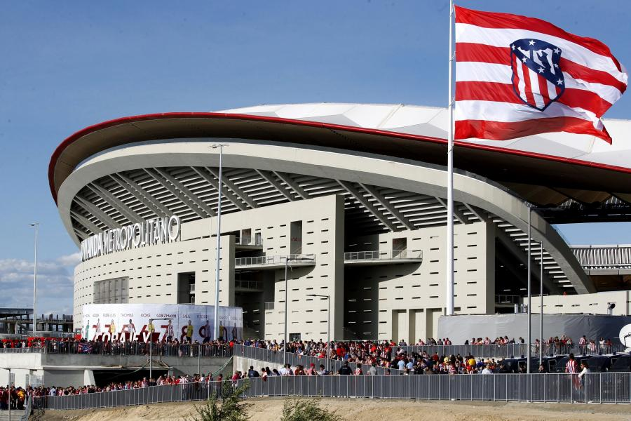 Nowy stadion Atletico Madryt