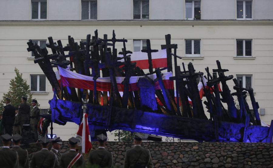Pomnik Poległym i Pomordowanym na Wschodzie