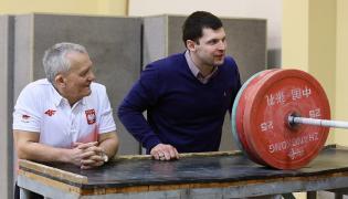 Szymon Kołecki (z prawej)
