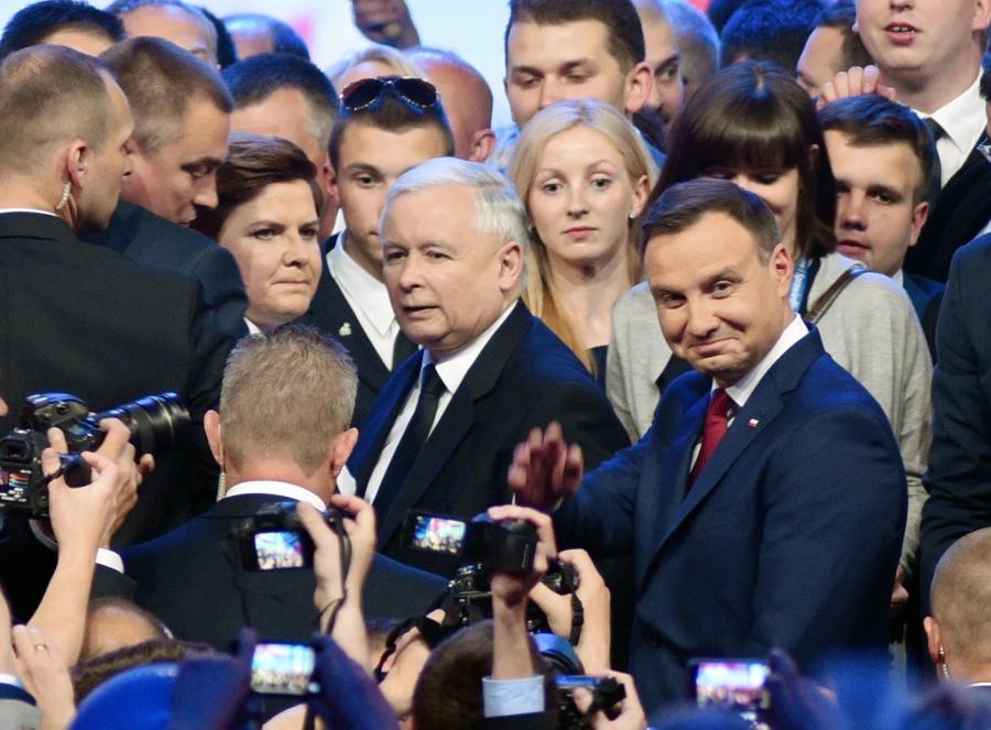 Duda i Kaczyński