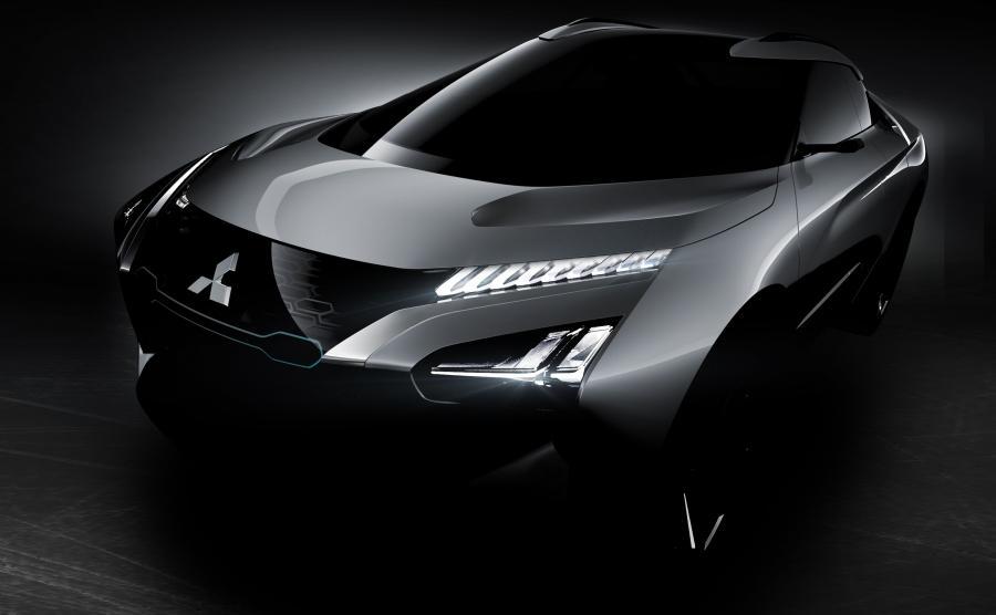 Mitsubishi e-Evolution będzie jedną z gwiazd Tokio Motor Show (od 27 października do 5 listopada 2017)