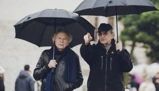Roman Polański i Ryszard Horowitz / Robert Słuszniak, KRK FILM