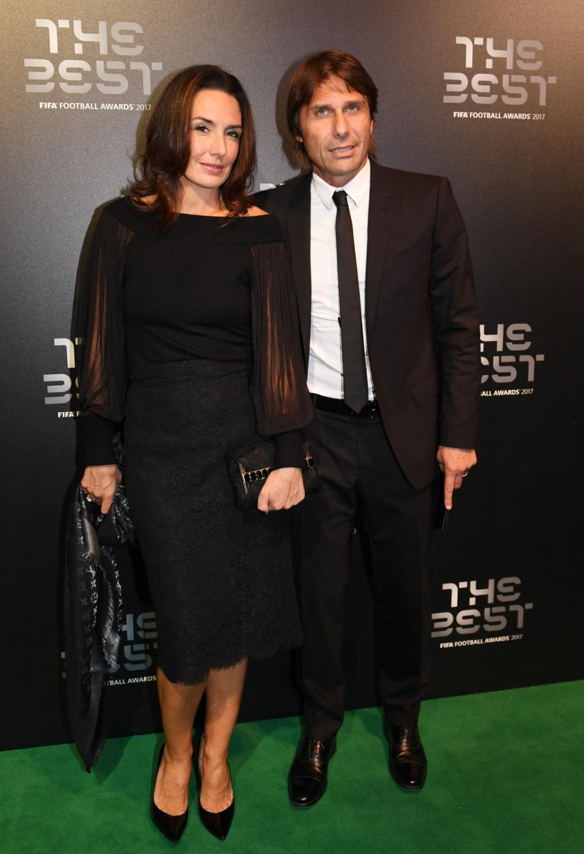 Antonio Conte i Elisabetta Muscarello