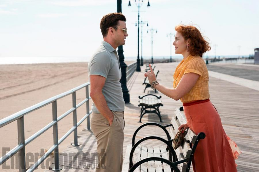 Justin Timberlake i Kate Winslet w filmie \