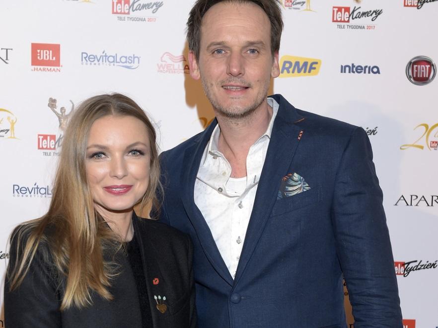 Agnieszka Mielczarek i Pascal Brodnicki