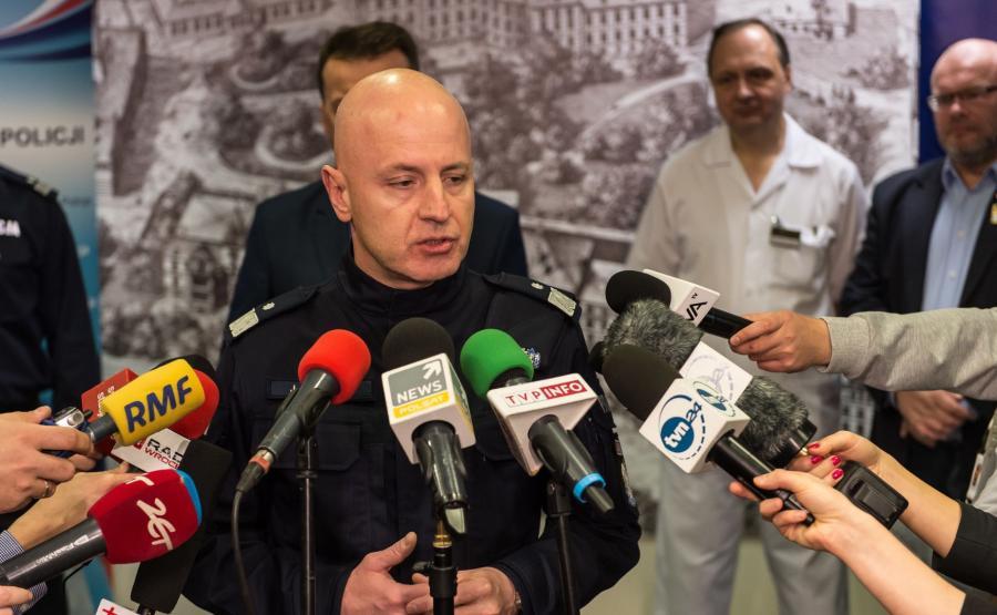 Komendant Główny Policji, Jarosław Szymczyk