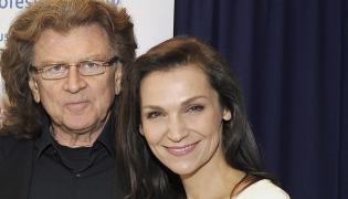 Zbigniew Wodecki i Olga Bończyk