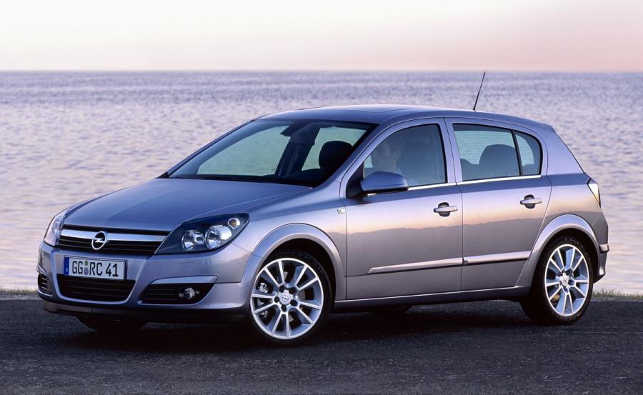 Opel astra trzeciej generacji (H)