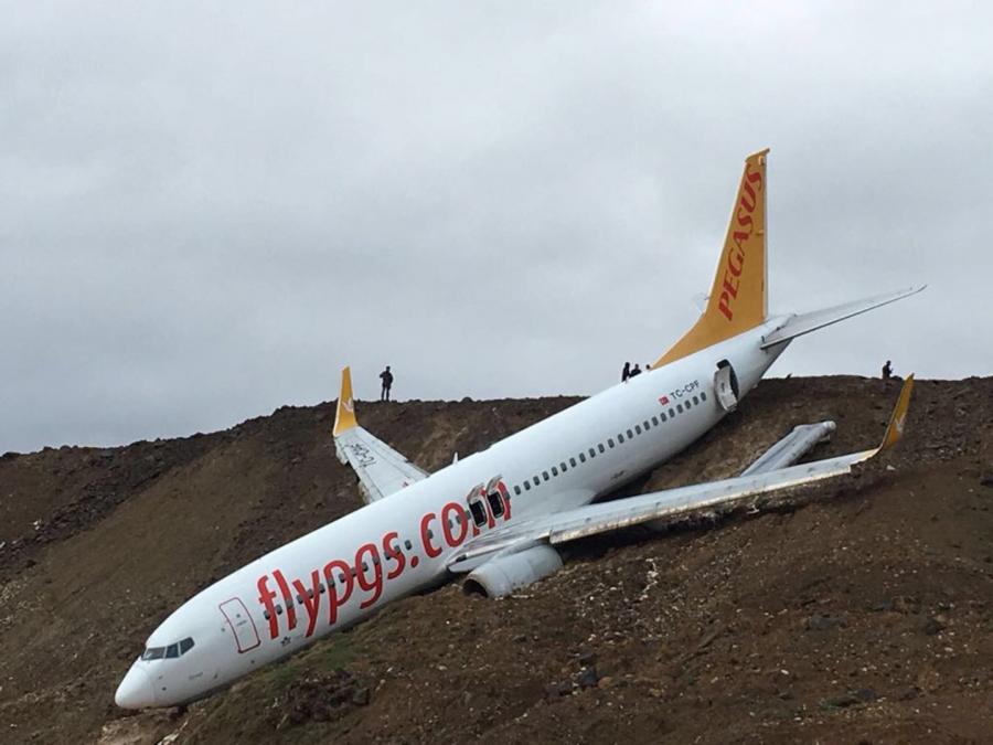 Turcja samolot