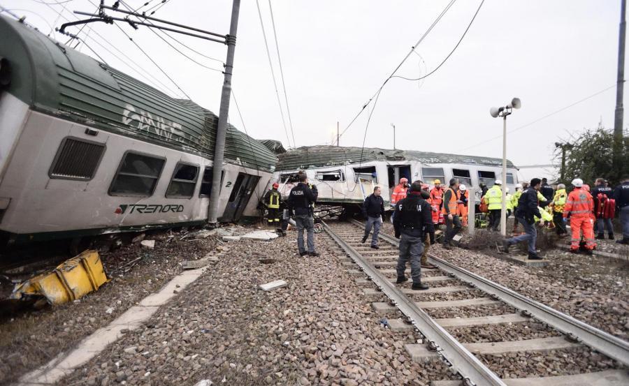 Katastrofa we Włoszech