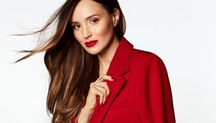 Marina Łuczenko-Szczęsna w kampanii Wibo