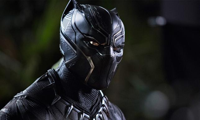 """Kadr z filmu """"Czarna Pantera"""""""