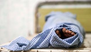 Ciało dziecka zabitego w ataku na Gutę