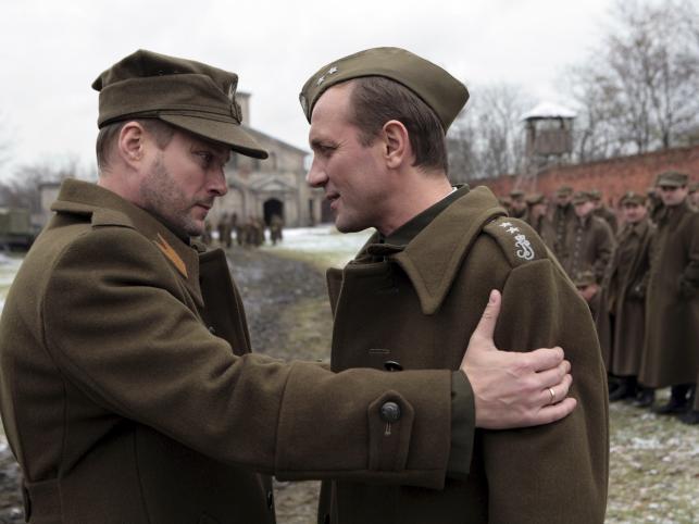 Artur Żmijewski i Andrzej Chyra