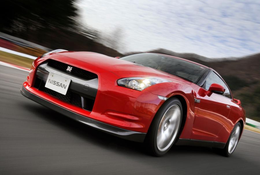 Nissan GT-R ma kłopoty ze skrzynią
