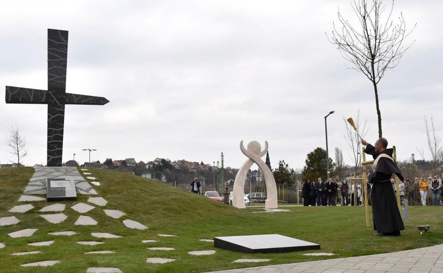 Pomnik w Budapeszcie