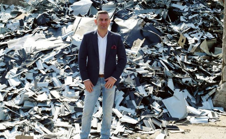 Adam Piotr Sikora (fot. Daniel Fabrykiewicz)