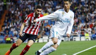 Cristiano Ronaldo i Unai Nunez