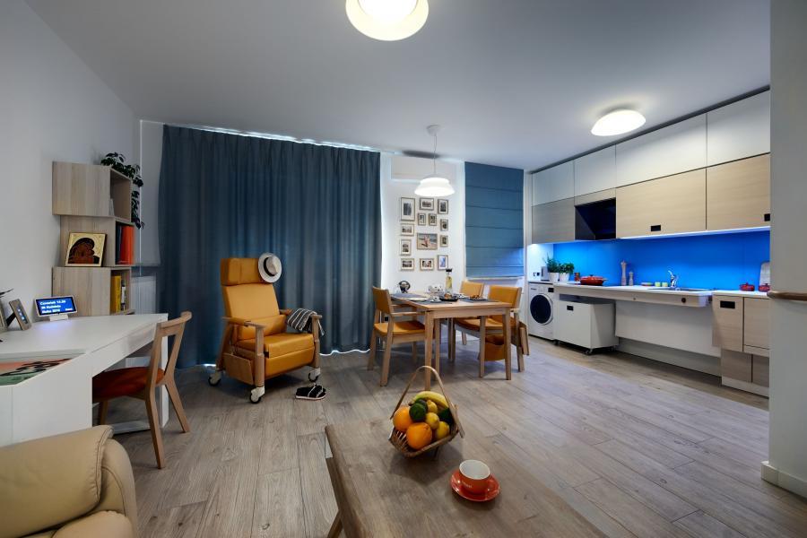Mieszkanie dla seniora