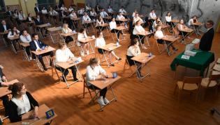 Matura w XLI Liceum Ogólnokształcącym im. Joachima Lelewela w Warszawie
