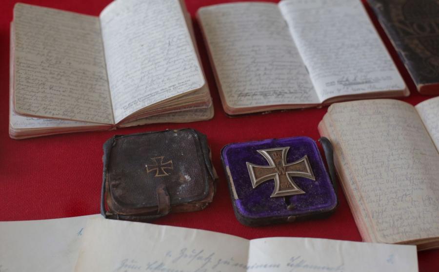 Na Mazurach odkryto skarb von Finckensteinów