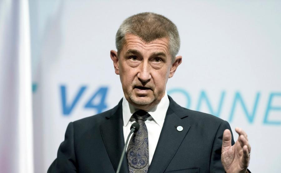 premier Andrej Babis