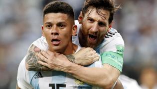 Nigeria - Argentyna
