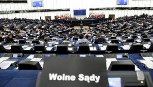 Morawiecki w PE