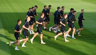 Piłkarze reprezentacji Chorwacji