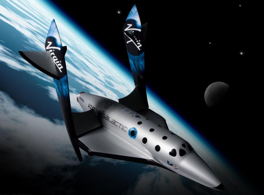 Loty w kosmos znów do kupienia