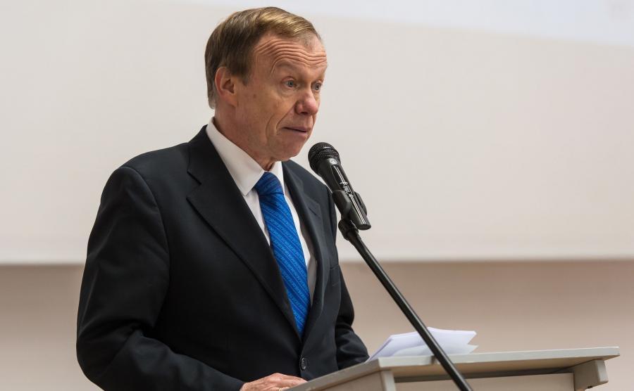 ambasador Niemiec, Rolf Nikel