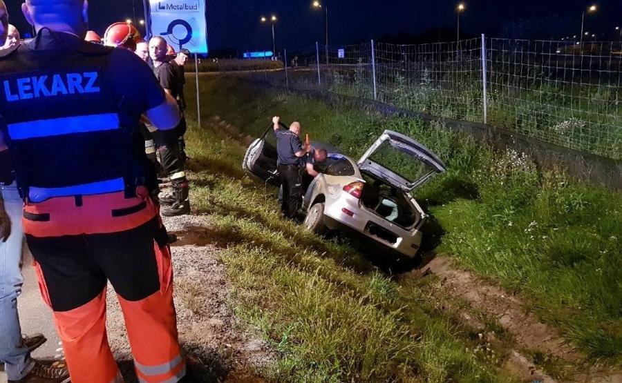 Kierowca miał niemal promil alkoholu w organizmie. A do Rawy Mazowieckiej przyjechał z Łodzi na wczasy