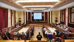 Posiedzenie Rady m.st. Warszawy