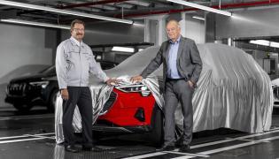 Audi startuje w przyszłość. W Brukseli ruszyła seryjna produkcja elektrycznego modelu e-tron